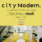 Join us in NYC for City Modern 2012