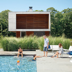 Green Sustainable Home in Montauk