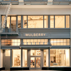 British Brand Mulberry Opens S.F. Outpost
