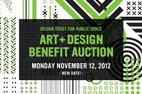 Design Trust for Public Space Art + Design Benefit Auction