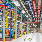 A Rare Glimpse of Google's Data Centers