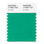 Pantone Announces 2013 Color of the Year: 17-5641 Emerald
