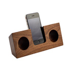 Wooden Amplifier