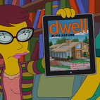Dwell On Simpsons Episode