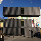 Dwell Prefab Conversation at AetherSF