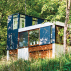 The Durable Yet Comfortable Cabin in the Woods
