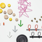 Contain Clutter with These Modern Wall Hooks