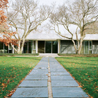 Miller House in Columbus, Indiana by Eero Saarinen