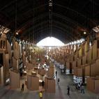 Above Santiago's Architecture Biennial