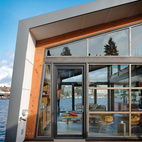 A Renovated Boathouse on Seattle's Portage Bay