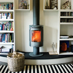Warm Up for Winter with a Wood-Burning Stove