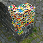 A Look at Lego Bombing