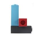 A Stylish Portable Bluetooth Speaker
