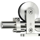 Stainless Steel Sliding Door Hardware- Supra