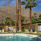 Mid-Century Makeup: The Fontenell in Palm Springs
