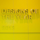 Designs of the Year 2013 at London's Design Museum