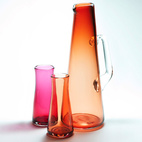 Coolade Pitcher and Glasses