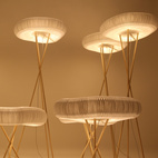 Molo's New Cloud Lamps