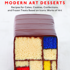 Design Idea of the Week: Modern Art for Dessert