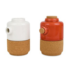 Whistler Cork Creamer and Sugar