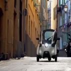 Video: Toyota Debuts Experimental i-Road Vehicle