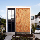 A Modern House on a Budget in Los Angeles