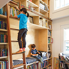 11 Creative Uses for Ladders