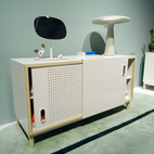 Scouting Salone: Shelving and Storage