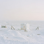 Photographer Eirik Johnson's Barrow Cabins
