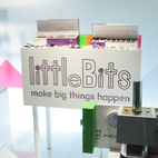 MoMA Design Store Windows: littleBits by Ayah Bdeir