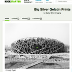 Kickstarter of the Week: Silver Gelatin Prints