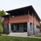 Renovating a Modern House in a Historic District