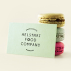 Identity Design We Love: Helsinki Food Company