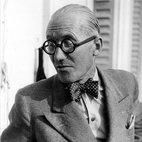 Most Stylish Architect in History: Le Corbusier