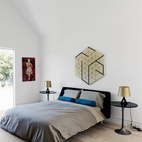 Get This Room: Graphic Bedroom