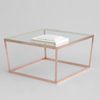 Material Focus: Copper Furniture and Lighting