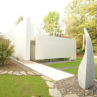 A Modern House and Studio for a Marble Sculptor