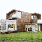 A Super-Recycled House in the Netherlands
