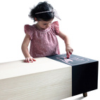 Modern Furniture Kids Can Draw On