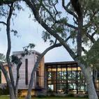 A Modern Home in a South Carolina Marsh