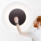 Lunaire Light by Ferréol Babin for Fontana Arte