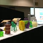 Recap: 3D Printing Demo by Cubify