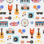 Icon Design: Google Play Music by Zachary Gibson