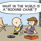Iconic Furniture Cameos on Charles Schulz's Peanuts