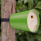 7 Birdhouses to Complement Your Modern Home