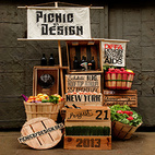 Picnic By Design benefiting DIFFA