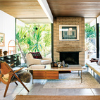 5 Mid-Century Inspired Interiors