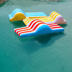 Stylish Floating Lounge Chairs for Summer