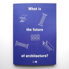 The Future of Architecture by Pieterjan Grandry