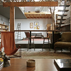 Number Five: A Co-Working Space in Venice Beach